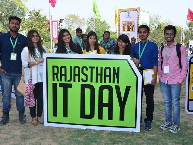 Rajasthan IT Day  2017